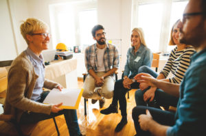 benefits of addiction recovery group therapy