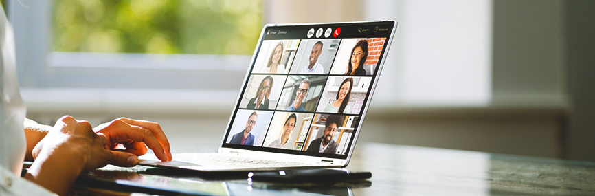 Online recovery meetings are just as effective as they are face to face.